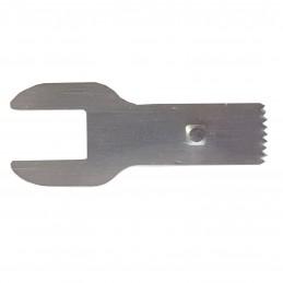 Oscillating saw blade